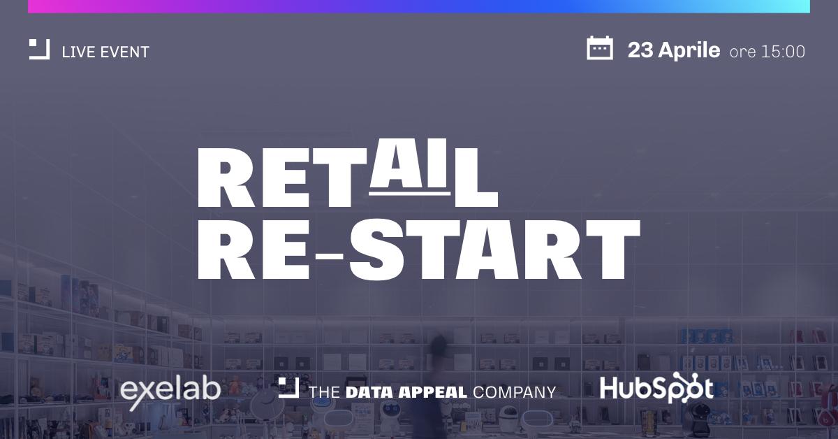 Retail Restart Live Streaming Event