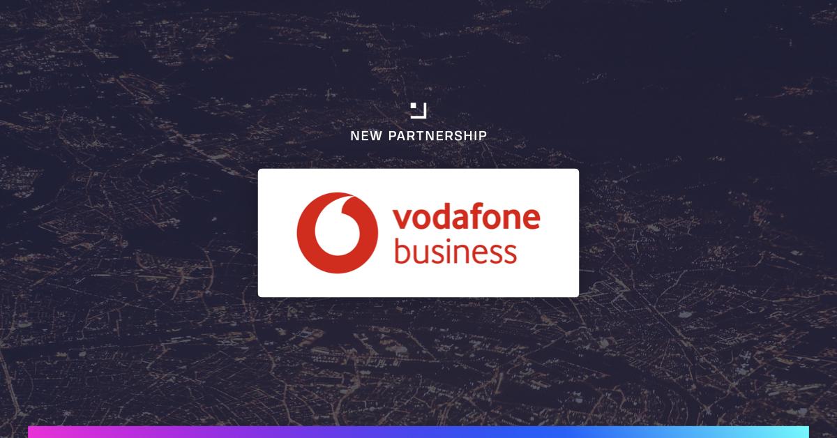 Vodafone Business partnership