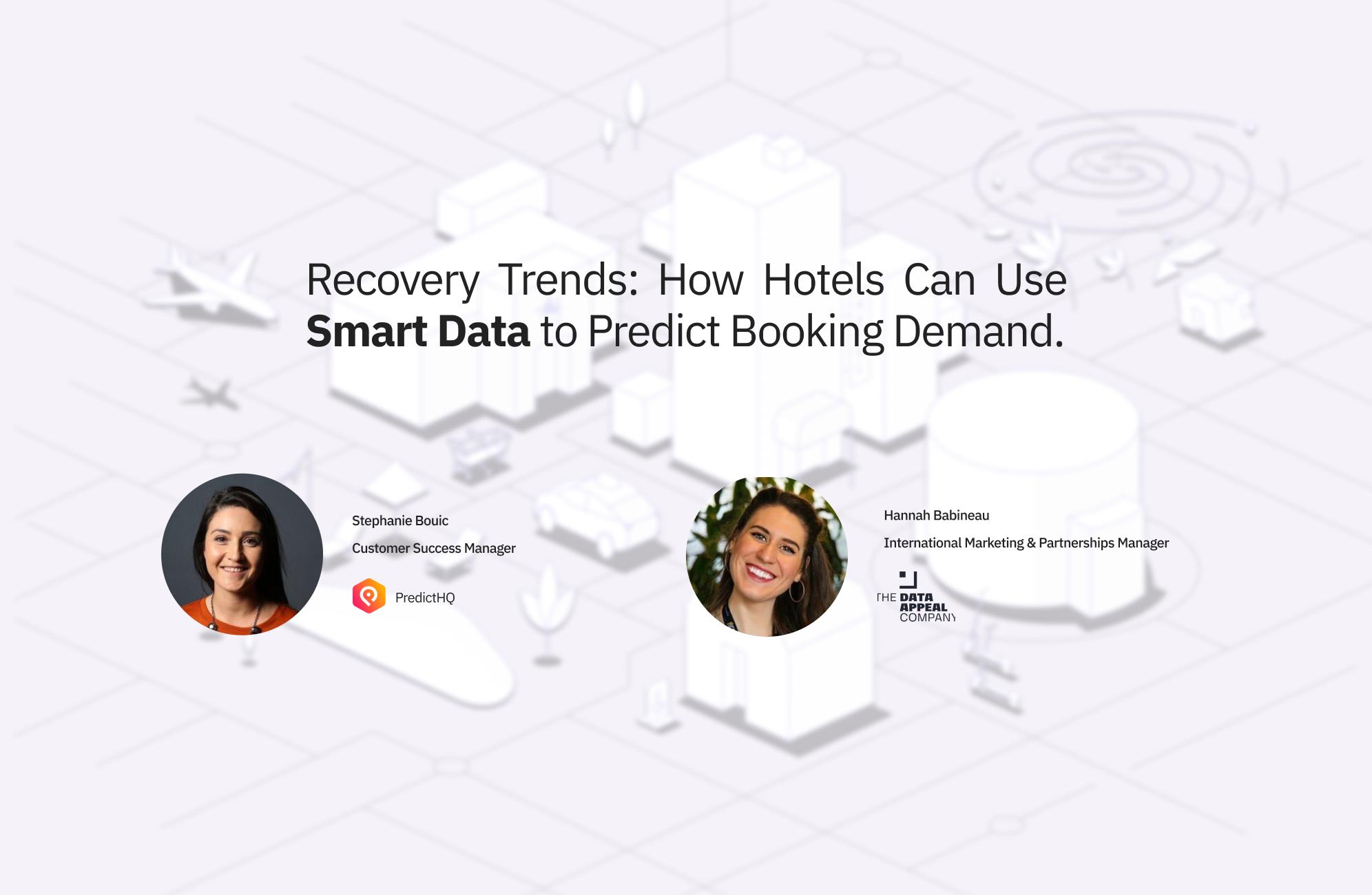 Tourism & Hospitality Recovery Trends - ripresa del turismo e dell'hospitality