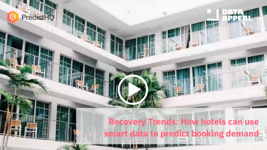 Tourism & Hospitality Recovery Trends